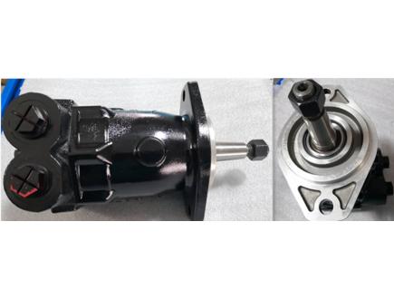 Новая поставка: 1618919 Гидравлический мотор Caterpillar