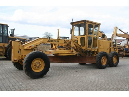 CATERPILLAR 12G (3WC1067)