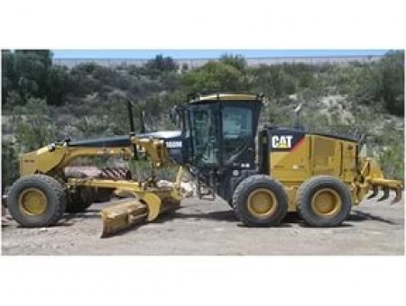 CATERPILLAR 160M SERIES 2