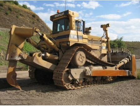 CATERPILLAR D9R WHA