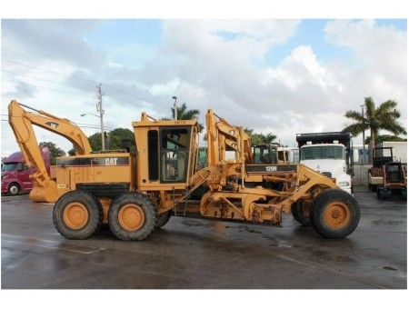 CATERPILLAR 120H (ALZ200-UP)