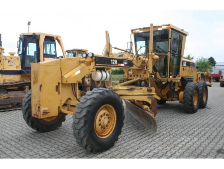CATERPILLAR 12H (CBK1 - 952)