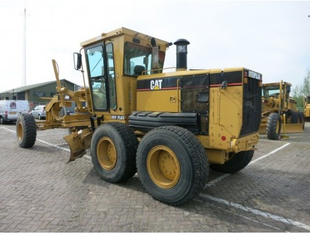 CATERPILLAR 140H (2ZK3866-UP)