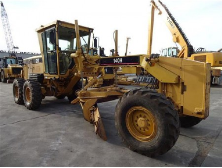 CATERPILLAR 140H (3AS1 - 474)