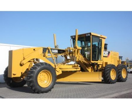 CATERPILLAR 140H (8KM1)
