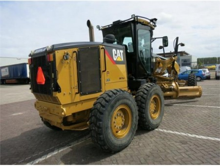 CATERPILLAR 140M (B9M178-UP)