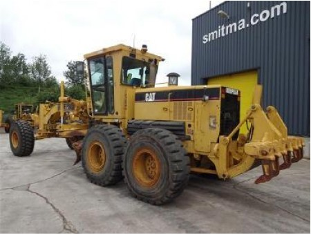 CATERPILLAR 14H (5LX1599-UP)