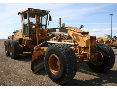 CATERPILLAR 14H (7WJ1 - 1121)