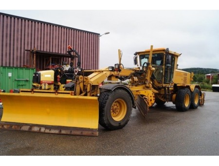 CATERPILLAR 160H (9JM360-UP)