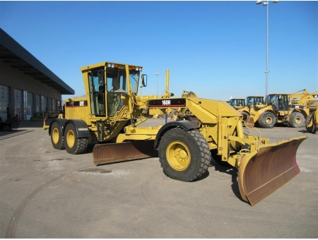 CATERPILLAR 160H (ASD556 - UP)