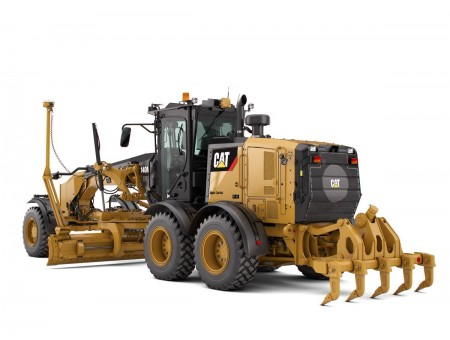 CATERPILLAR 160M SERIES 3